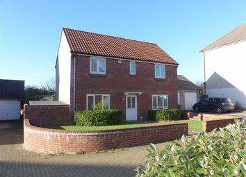 Thumbnail 3 bed detached house for sale in Willerby Close, Weymouth, Dorset