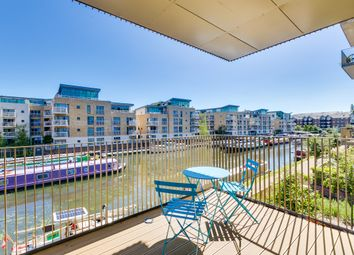 Thumbnail 2 bed flat for sale in Halyards Court, Durham Wharf Drive, Brentford