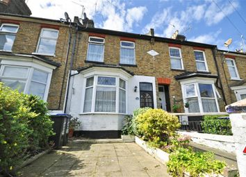 Thumbnail 2 bed terraced house for sale in Winstanley Crescent, Ramsgate, Kent
