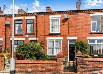 Thumbnail 2 bed terraced house to rent in Guild Avenue, Worsley, Manchester