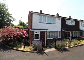 Thumbnail 3 bed end terrace house for sale in Pengarth Road, Bexley