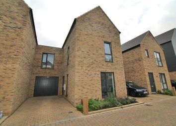 Thumbnail 4 bed detached house for sale in Markwick Avenue, West Cheshunt, Herts