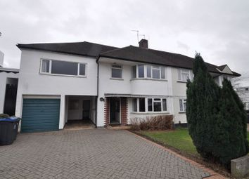 Thumbnail 5 bed property to rent in Meadow Hill, New Malden