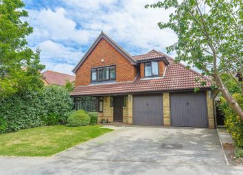 Thumbnail 5 bed detached house for sale in Danvers Way, Caterham
