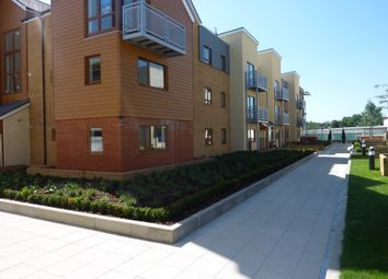 Thumbnail 3 bedroom flat to rent in Evelyn Walk, Greenhithe