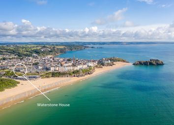 Thumbnail 3 bed flat for sale in Battery Road, Tenby