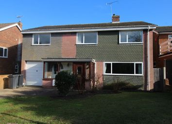 Thumbnail 5 bedroom detached house to rent in New Dover Road, Canterbury