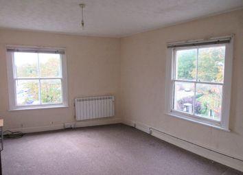 Thumbnail 1 bedroom flat to rent in Norfolk Street, Wisbech