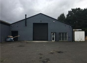 Thumbnail Industrial to let in Unit 1, Woodilee Industrial Estate, 14, Woodilee Road, Glasgow, East Dunbartonshire