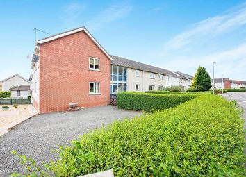 Thumbnail 2 bed flat for sale in Forker Avenue, Rosyth, Dunfermline, Fife