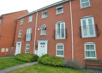 Thumbnail 4 bed town house for sale in Reins Croft, Neston, Cheshire