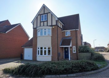 Thumbnail 6 bed detached house for sale in Barley Way, Ashford