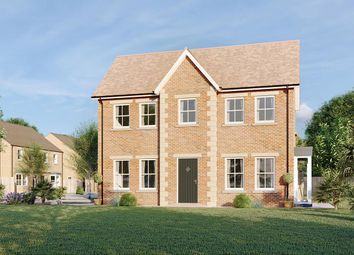 Thumbnail 3 bed detached house for sale in Plot 45 Hawthorne Meadows, Chesterfield Rd, Barlborough