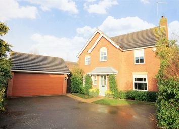 Thumbnail 5 bed detached house for sale in Waterlee Furlong, Brixworth, Northampton