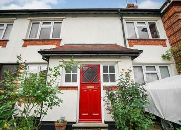 Thumbnail 2 bed terraced house for sale in Wallace Road, Northampton, Northamptonshire