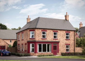 """Thumbnail 4 bedroom detached house for sale in """"The Carlton"""" at The Long Shoot, Nuneaton"""