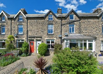 Thumbnail 4 bed terraced house for sale in Bridge Avenue, Otley