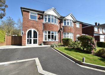 Thumbnail 3 bed semi-detached house for sale in Baguley Drive, Sunny Bank, Bury