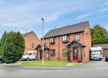 Thumbnail 3 bed semi-detached house for sale in 19 Pickwick Close, Malton