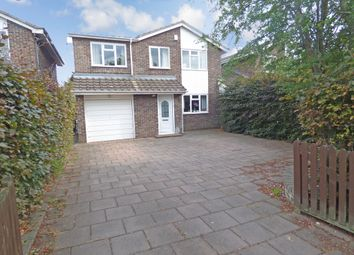 Thumbnail 4 bed detached house for sale in 72, Cranberry Lane, Alsager, Stoke-On-Trent, Cheshire