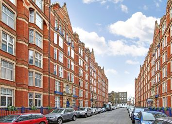 Thumbnail 3 bed flat for sale in Bickenhall Mansions, London