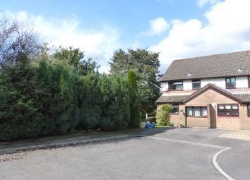 3 bed semi-detached house for sale in Rowans Lane, Bryncethin, Bridgend, Bridgend County. CF32