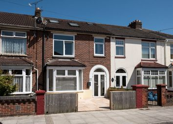 Thumbnail 4 bedroom terraced house for sale in Aylen Road, Portsmouth