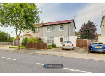 Thumbnail 3 bed semi-detached house to rent in Albany Road, Hornchurch