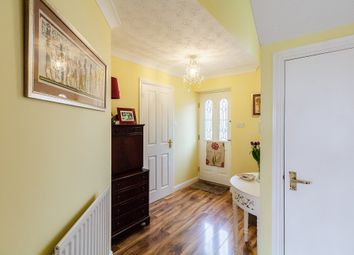 Thumbnail 4 bed detached house for sale in Godiva Road, Leominster