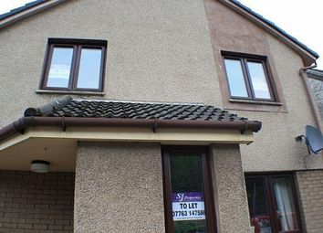 Thumbnail 2 bed flat to rent in Riverside Road, Kirkfieldbank, Lanark