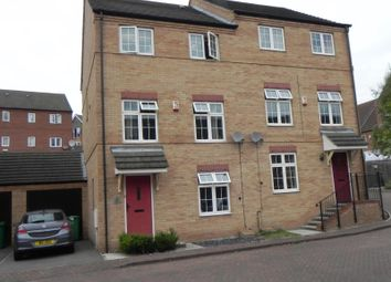 Thumbnail 4 bedroom semi-detached house for sale in Gilbert Close, Deansgate, Nottingham