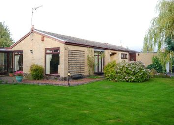 Thumbnail 3 bed detached bungalow for sale in Willow Way, Ponteland, Newcastle Upon Tyne