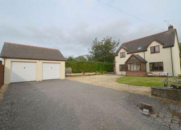 Thumbnail 4 bed detached house for sale in Clanna Lane, Alvington, Lydney