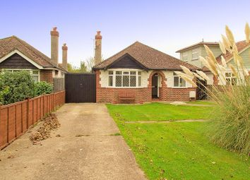 Thumbnail 3 bed detached bungalow for sale in Roundle Avenue, Felpham, Bognor Regis
