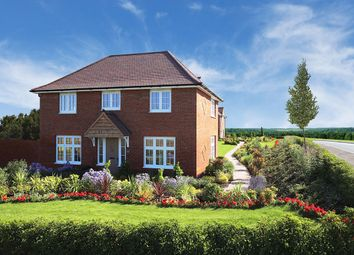 Thumbnail 3 bedroom detached house for sale in Scholars' Walk, Off Baggallay Street, Hereford, Herefordshire