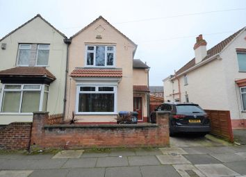 Thumbnail 3 bed semi-detached house for sale in 100 Ayresome Park Road, Middlesbrough