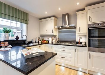 """Thumbnail 4 bedroom detached house for sale in """"Hollinwood"""" at Sywell Road, Overstone, Northampton"""