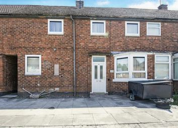 Thumbnail 3 bed terraced house for sale in Falconer Crescent, Leicester, Leicestershire