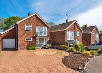Thumbnail 4 bed detached house for sale in Stanley Close, Fareham
