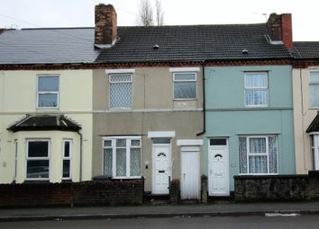 Thumbnail 2 bed terraced house to rent in Parkfield Road, Wolverhampton
