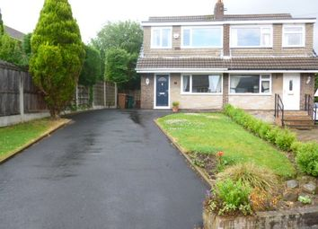 Thumbnail 3 bed semi-detached house to rent in Whitefield Avenue, Rochdale