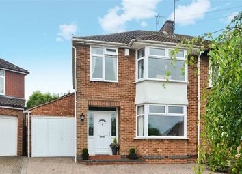 Thumbnail 3 bedroom semi-detached house for sale in Harvey Close, Allesley, Coventry, West Midlands, United Kingdom
