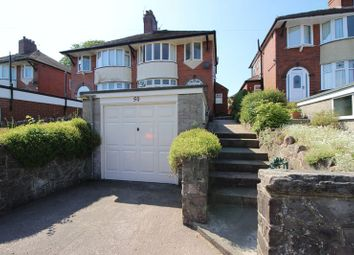 Thumbnail 3 bed semi-detached house to rent in Newcastle Road, Leek, Staffordshire