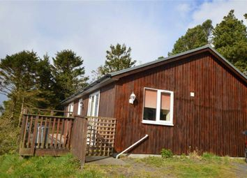 Thumbnail 2 bed detached bungalow for sale in 62, Plas Panteidal, Aberdyfi, Gwynedd