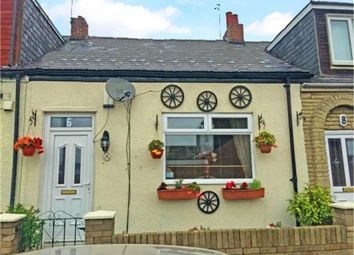 Thumbnail 1 bed terraced bungalow for sale in Julius Caesar Street, Sunderland, Tyne And Wear