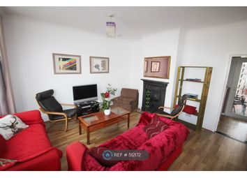 Thumbnail 5 bed terraced house to rent in Jessie Road, Southsea