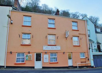 Thumbnail Hotel/guest house for sale in Watersmeet Road, Lynmouth