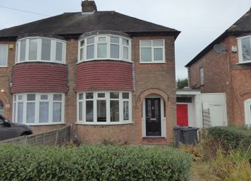 Thumbnail 3 bed semi-detached house for sale in Heathleigh Road, Kings Norton, Birmingham