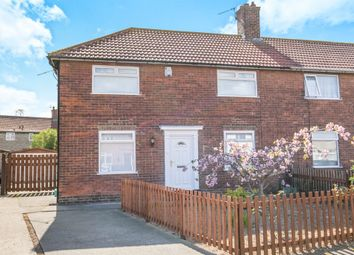 Thumbnail 3 bed semi-detached house for sale in Teesdale Avenue, Billingham