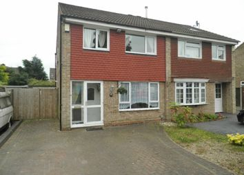 Thumbnail 3 bed semi-detached house to rent in Stourton Close, Walmley, Sutton Coldfield